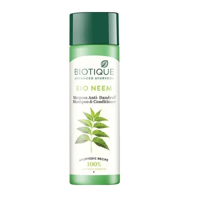 Biotique Bio Neem Margosa Anti Dandruff Shampoo & Conditioner 190ml