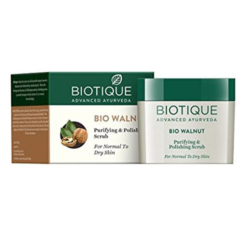 Biotique Bio Walnut Purifying &Polishing Body Scrub 50gm