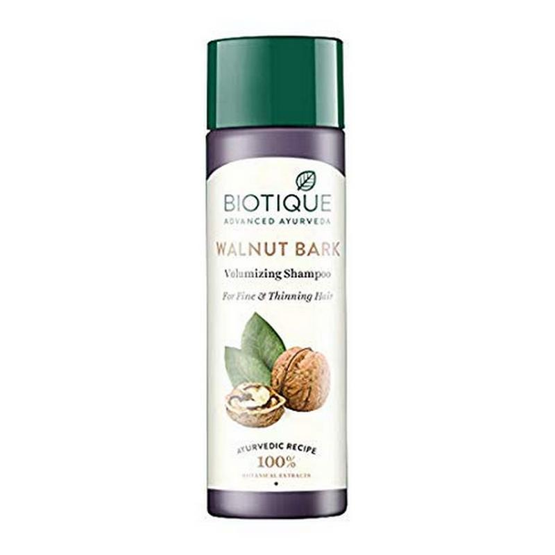 Biotique Bio Walnut Bark Volumizing Shampoo 190ml