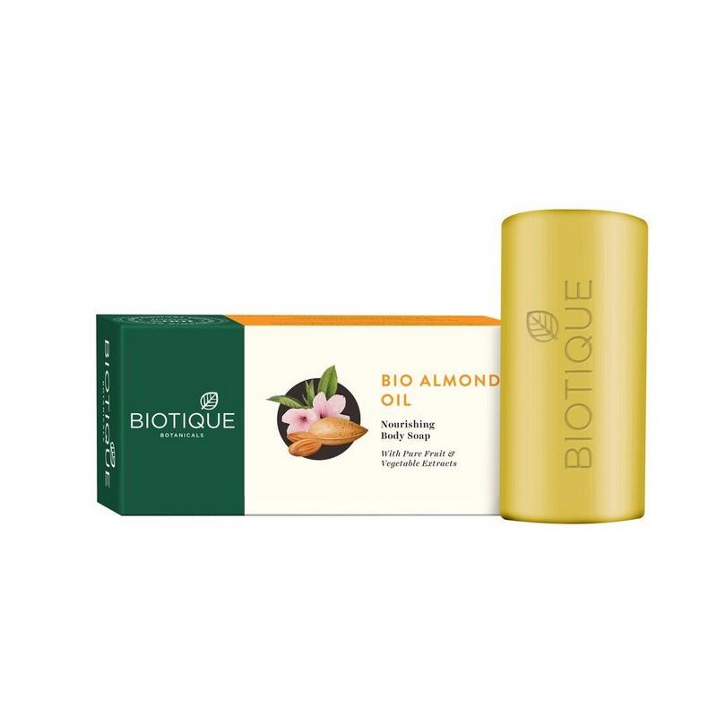 Biotique Almond Oil Nourishing Body Soap 150gm