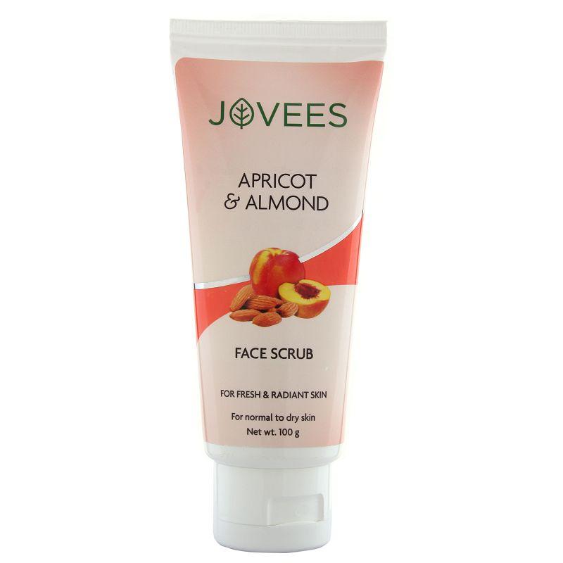 Jovees Apricot & Almond Face Scrub 100ml