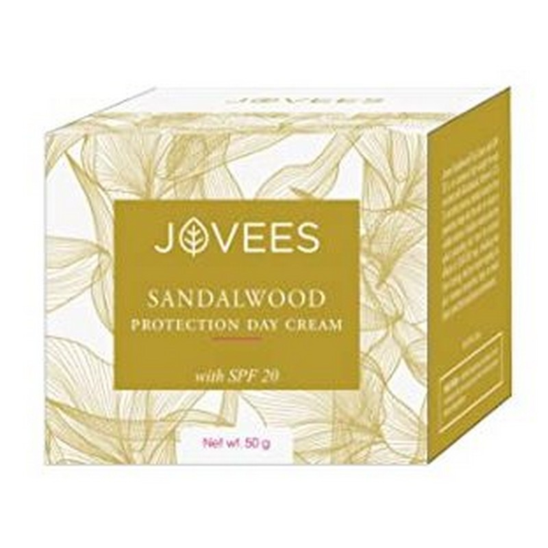 Jovees Protection Day Cream SPF20 50gm
