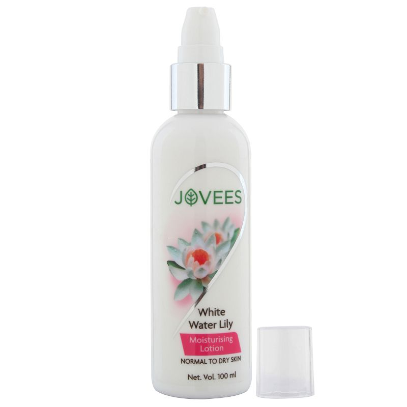 Jovees Moisturizing Lotion White Water Lily 100ml