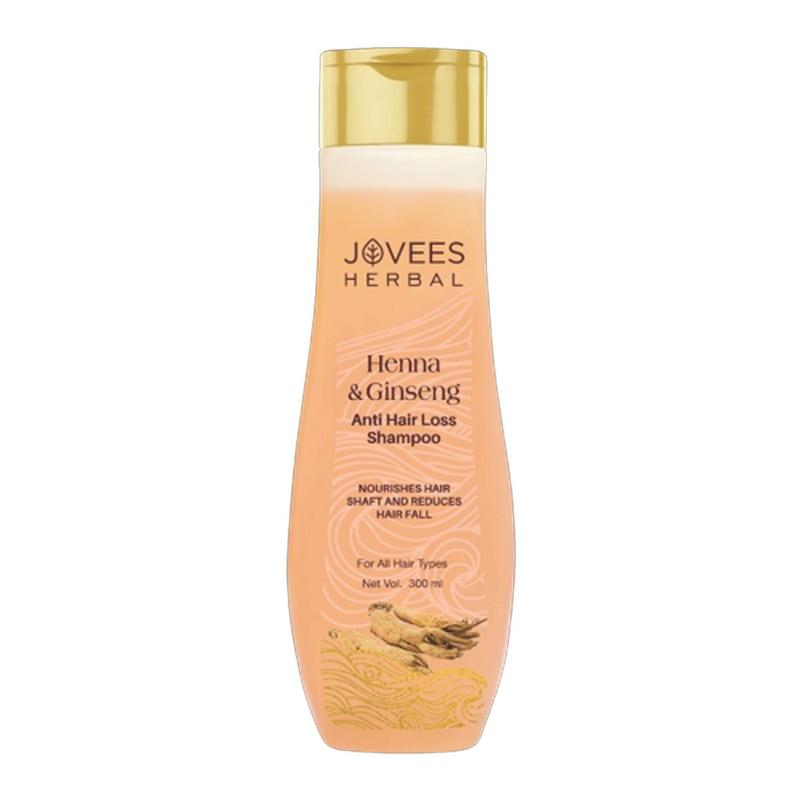Jovees Hair Solution Henna & Ginseng Anti Hair Loss Shampoo 250ml