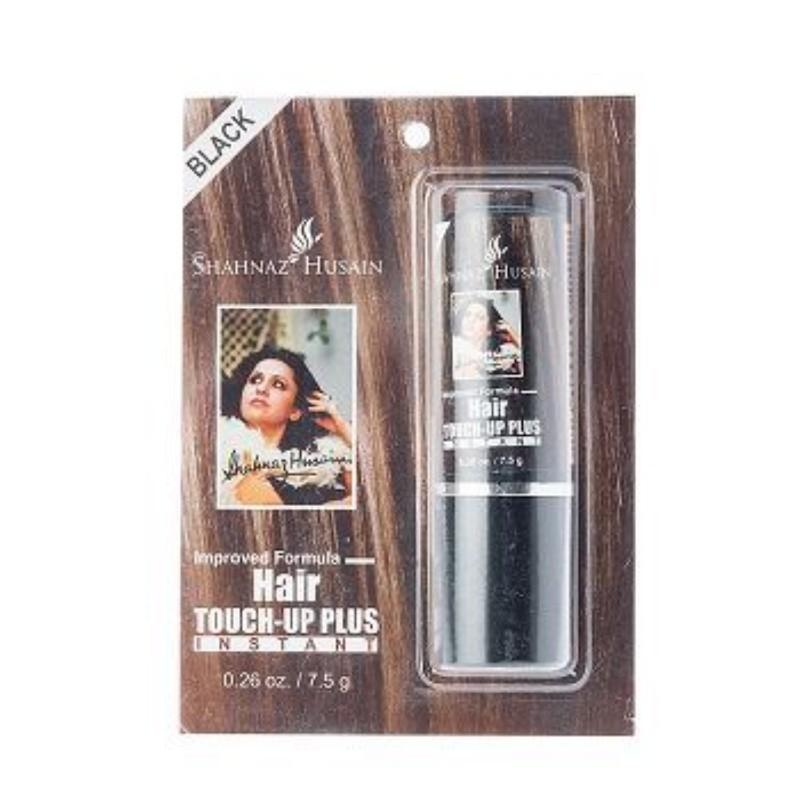 Shahnaz Husain Hair Touch Up Plus Black 7.5gm