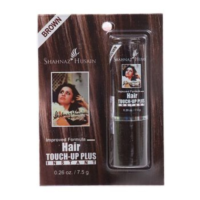 Shahnaz Husain Hair Touchup Brown 7.5gm
