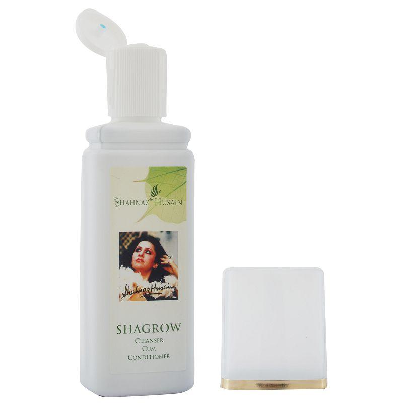Shahnaz Husain Shagrow Cleanser Cum Conditioner 200ml