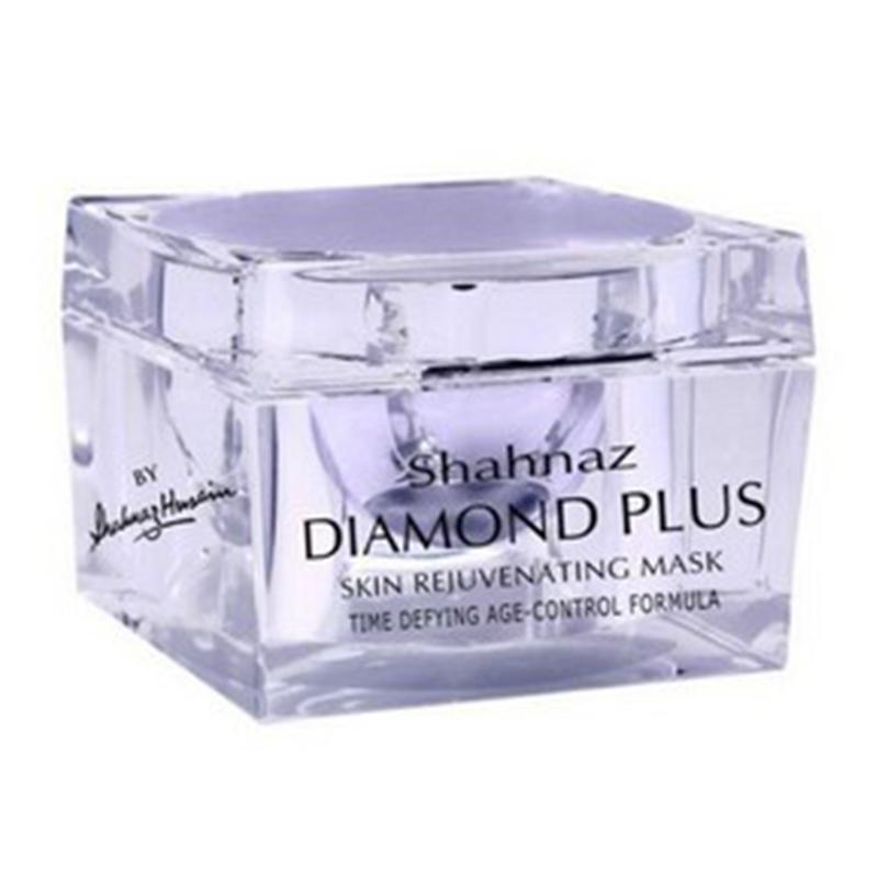 Shahnaz Husain Diamond Plus Skin Rejuvenating Mask 50gm