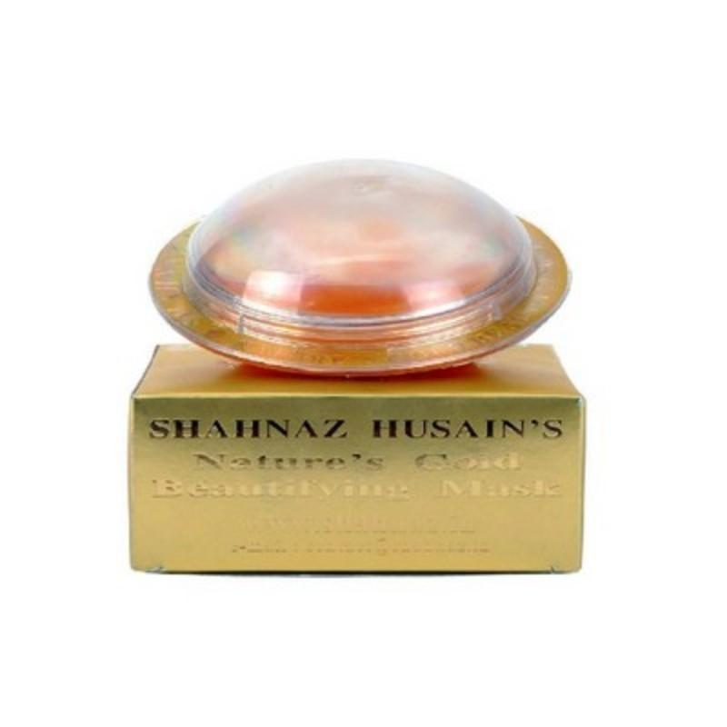 Shahnaz Husain Natures Gold Beautifying Mask 100gm