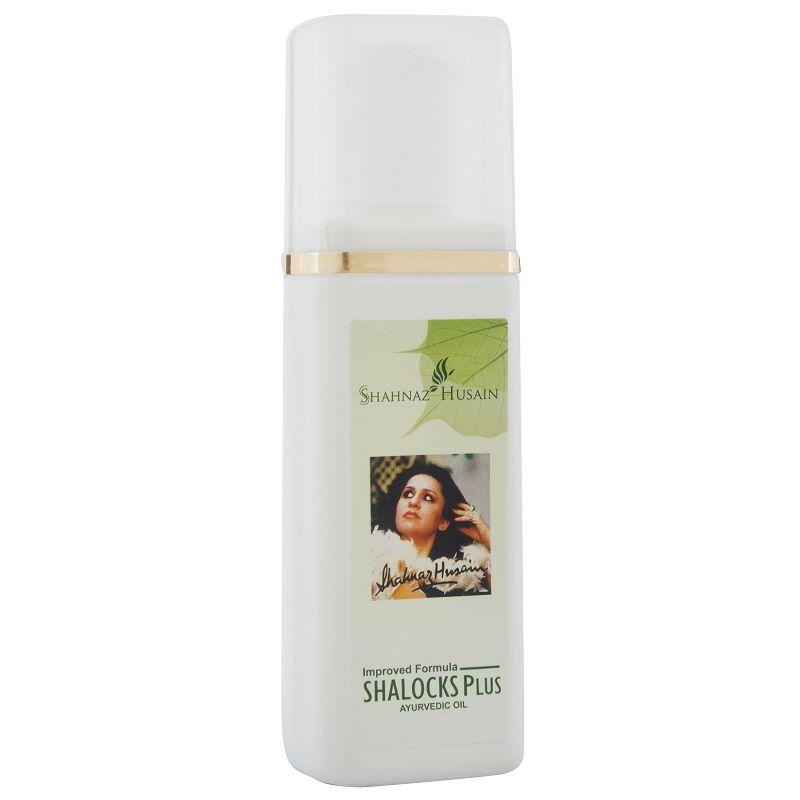 Shahnaz Husain Shalocks Ayurvedic Hair Oil 200ml