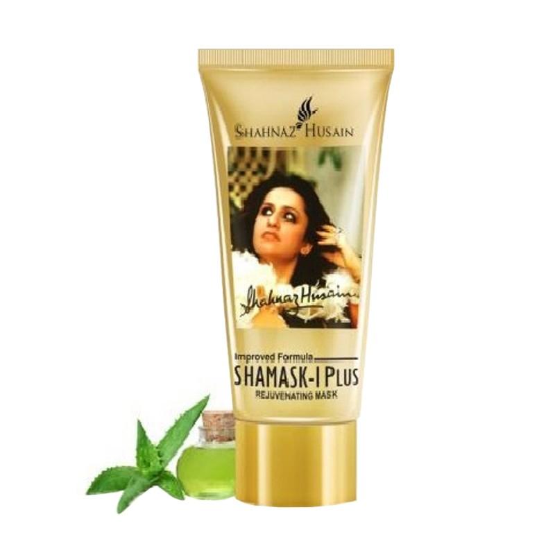 Shahnaz Husain Shamask-I Plus Rejuvenating Mask 100gm