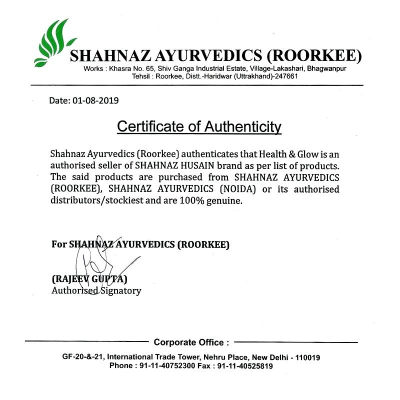 Shahnaz Husain Shabase Sandalwood Cover Cream 40gm