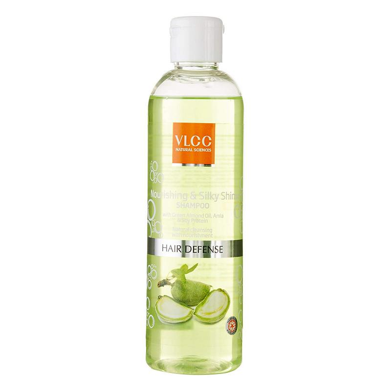 VLCC Hair Defense Nourishing & Silky Shine Shampoo 350ml