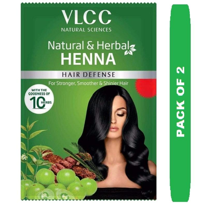 VLCC Hair Defense Natural & Herbal Henna 100gm
