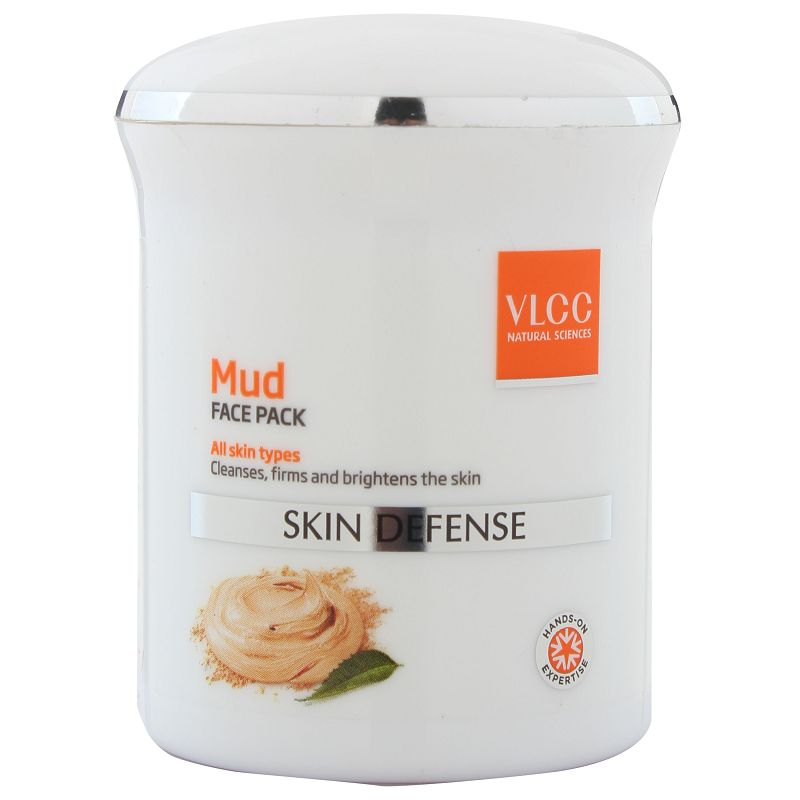 VLCC Skin Defense Mud Face Pack 75gm