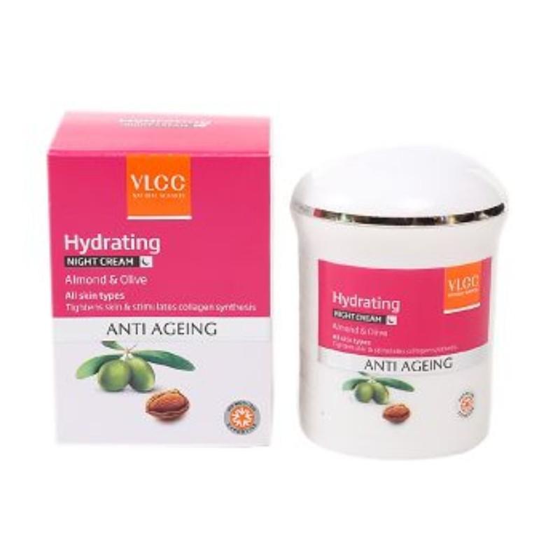 VLCC Anti Ageing Hydrating Night Cream 50gm