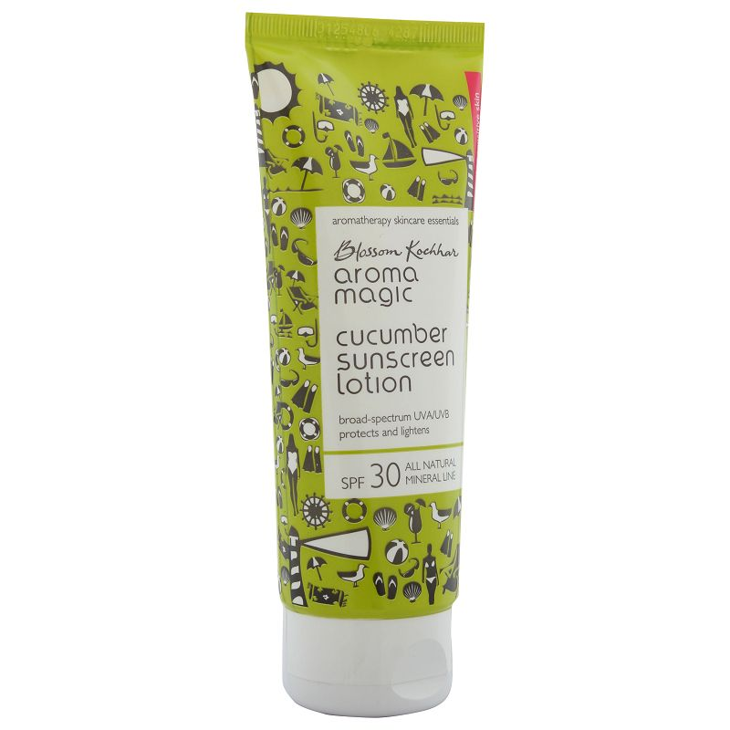 Aroma Magic Cucumber Sunscreen Lotion SPF30 100ml