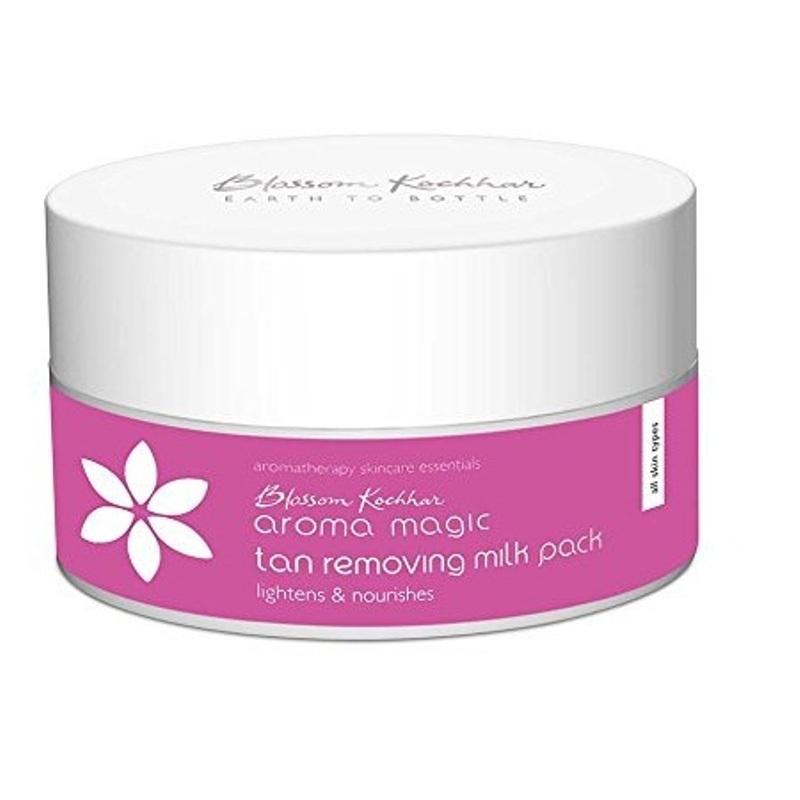 Aroma Magic Tan Removing Milk Pack Lightening & Nourishing 35gm