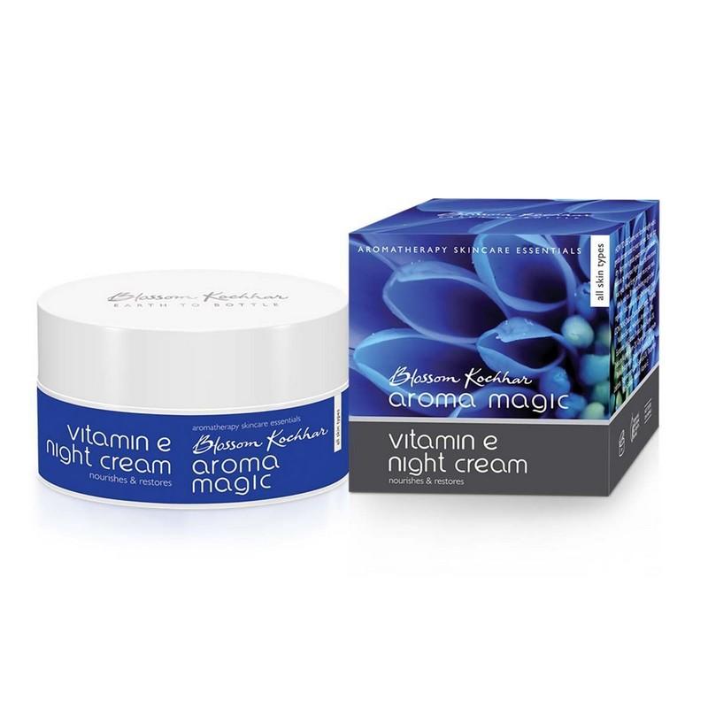 Aroma Magic Vitamin E Night Cream Nourishes & Restore 50gm