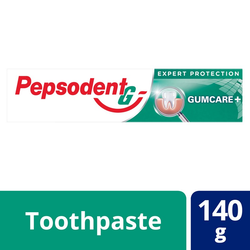 Pepsodent Expert Protectiongum Care Toothpaste 140gm