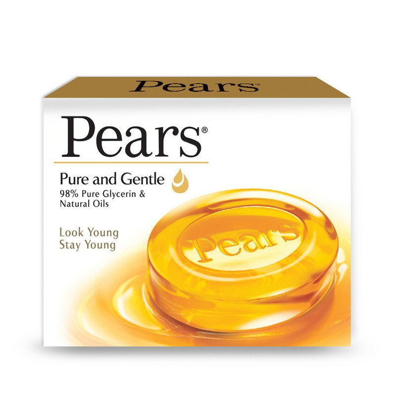 Pears Pure & Gentle Soap Bar 125gm