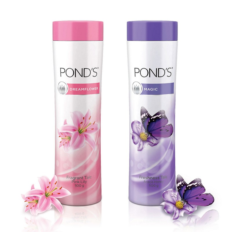 POND'S Dreamflower Fragrant Talc 100gm