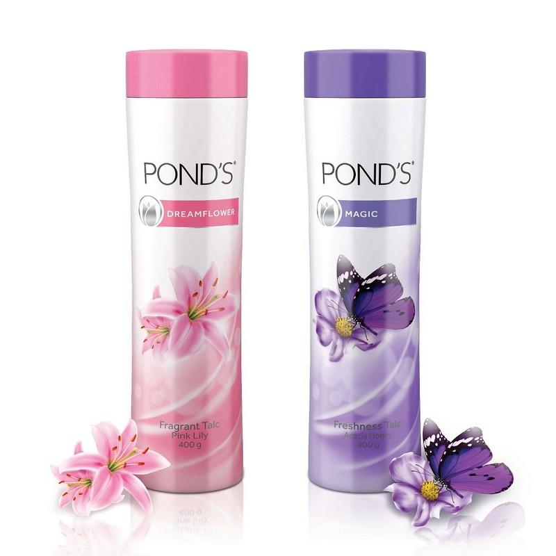 POND'S Dreamflower Fragrant Talc 400gm