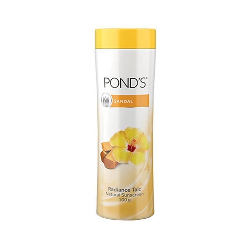 POND'S Sandal Radiance Talc 100gm