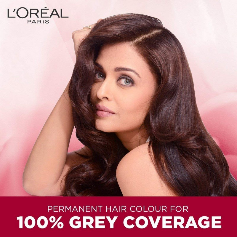 L'Oreal Paris Excellence Hair Colour Natural Light Brown 6