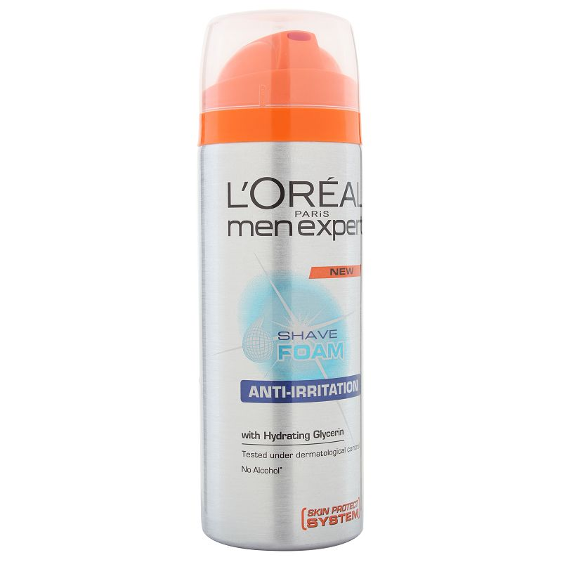 L'Oreal Paris Men Shaving Mousse 200ml