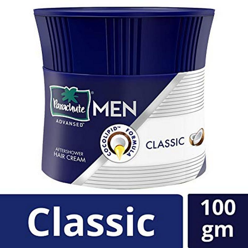 Parachute Advanced Men AfterShower Hair Cream Classic 100gm