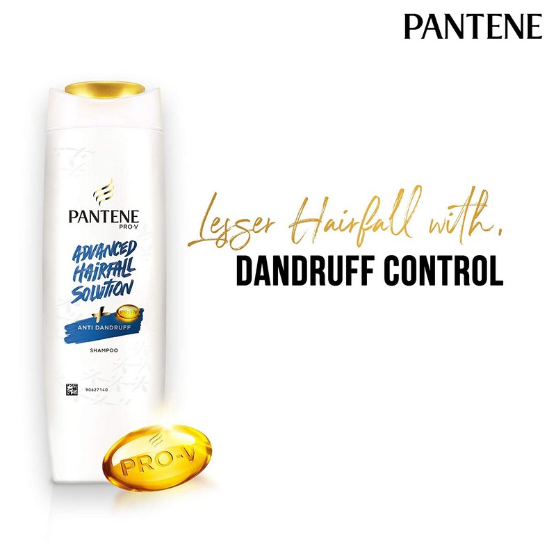 Pantene Antidandruff Shampoo