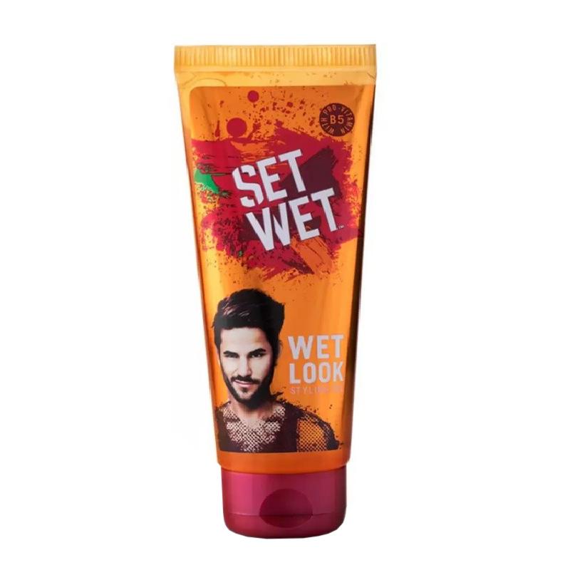 SET WET Wet Look Hair Styling Gel 100ml