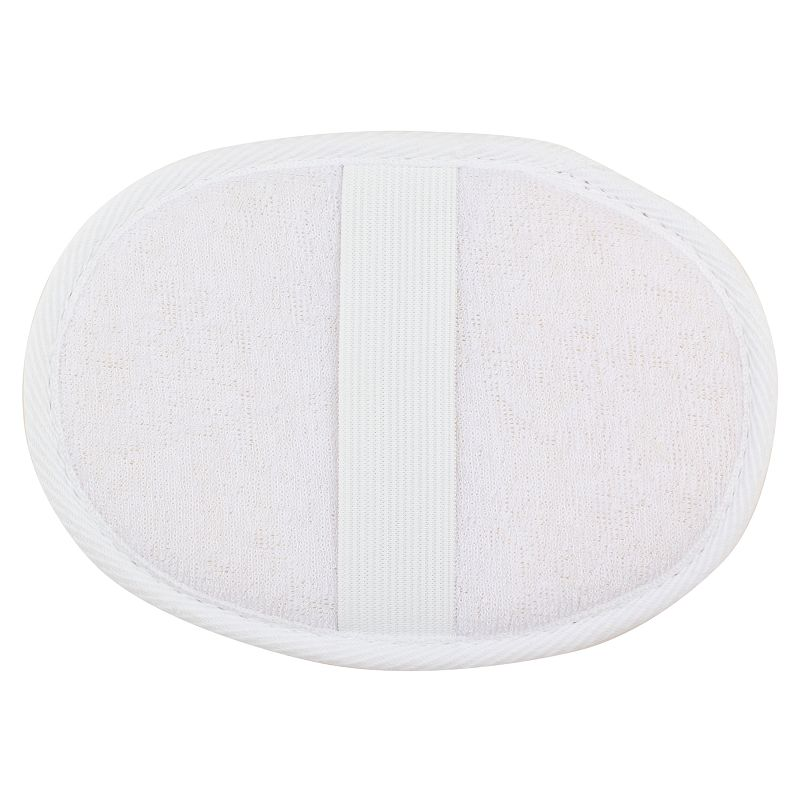 Bare Essentials Oval Loofah Pad