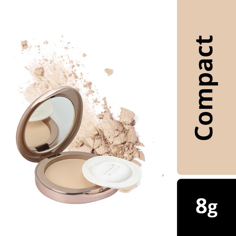 Lakme 9 To 5 Flawless Matte Complexion Compact Melon Matte 8gm