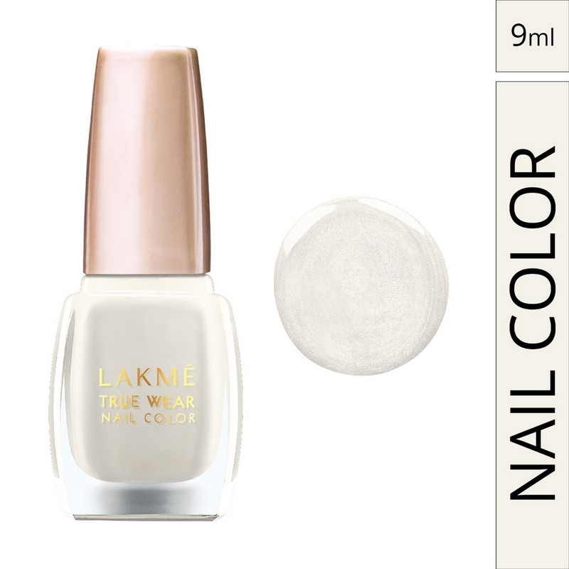 Lakme True Wear Nail Polish Nudes V014