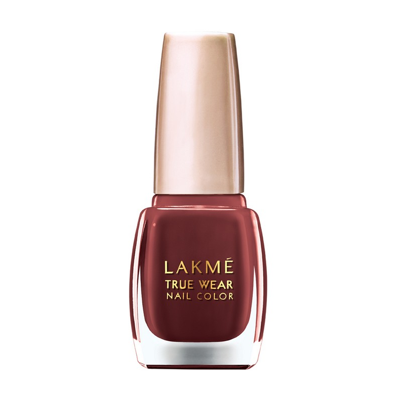 Lakme True Wear Nail Polish Shade RC102