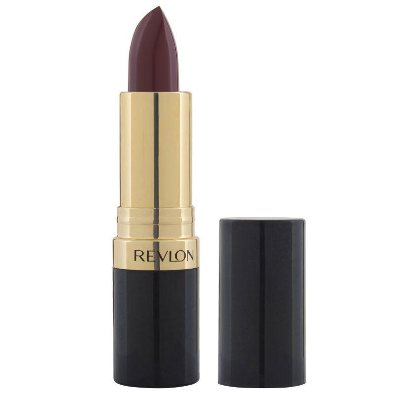 Revlon Super Lustrous Creme Lipstick Black Berry 75