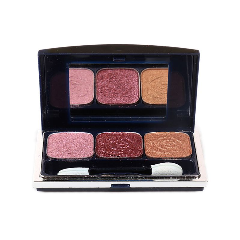 Chambor Trio Eyeshadow Rose Shimmer 54