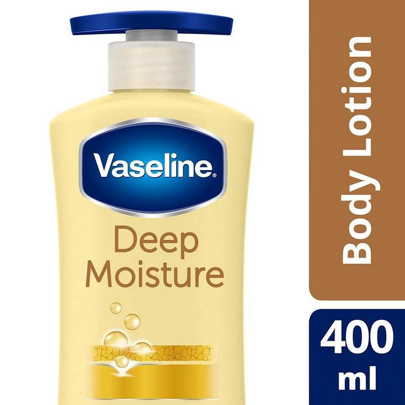 Vaseline Intensive Care Deep Restore Body Lotion 400ml