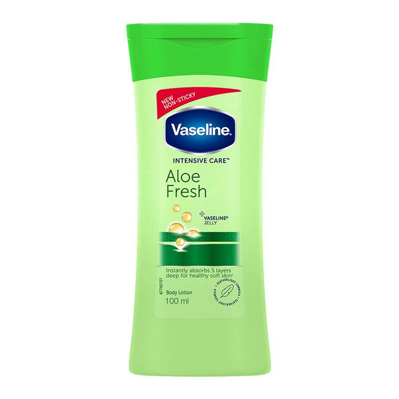 Vaseline Intensive Care Aloe Soothe Body Lotion 100ml