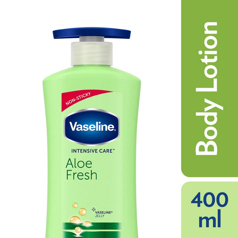 Vaseline Intensive Care Aloe Soothe Body Lotion 400ml