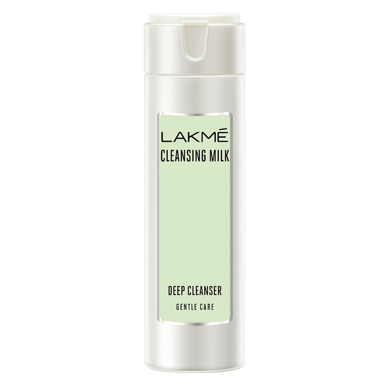 Lakme Cleansing Milk Deep Cleanser Gentle Care 120ml