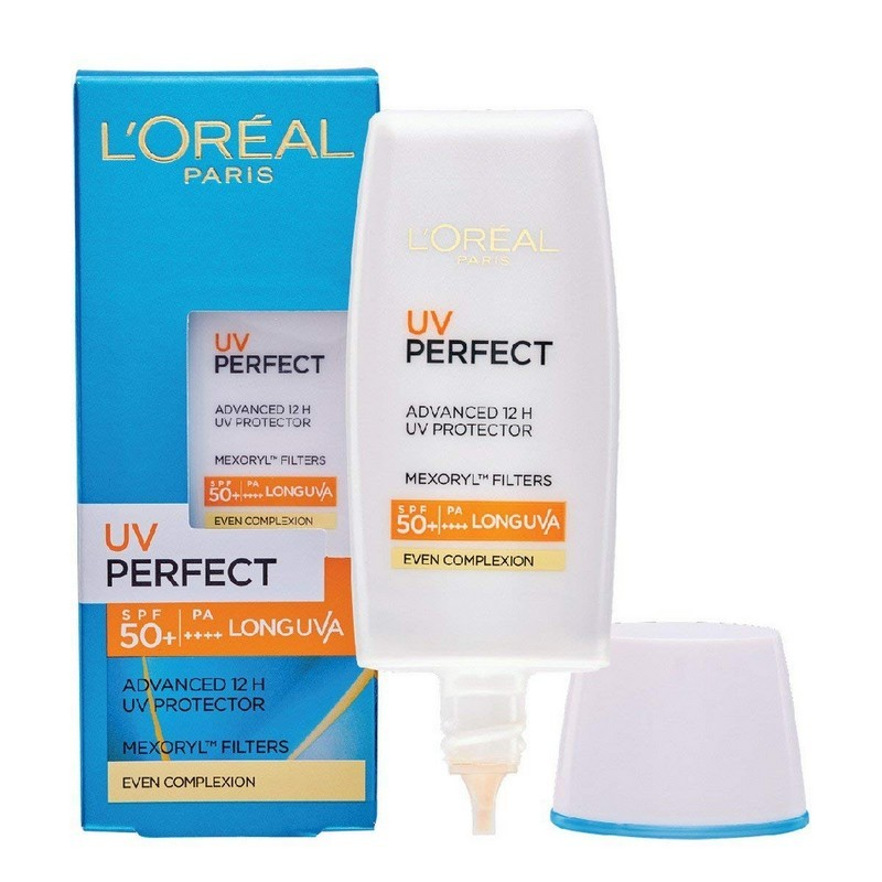L'Oreal Paris UV Perfect Even Complexion Creme For Pre Mature Ageing SPF50+ 30ml