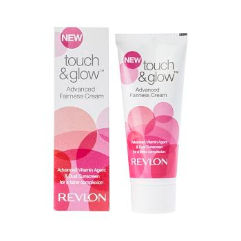 Revlon Touch And Glow Advanced Fairness Cream 50gm