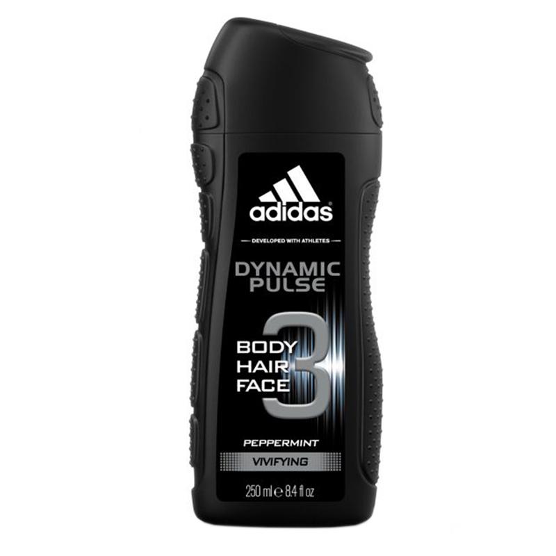Adidas Dynamic Pulse Vivifying Shower Gel 250ml