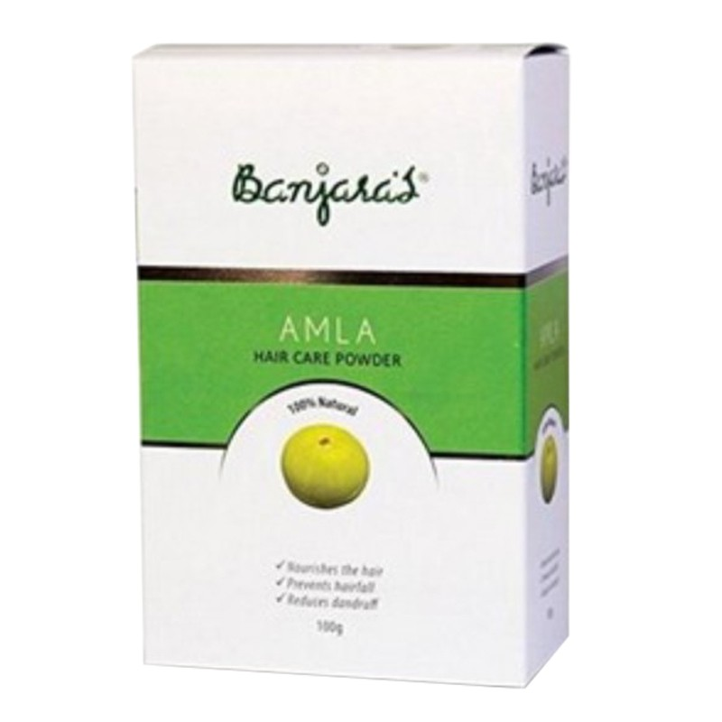 Banjaras Amla Hair Care Powder 100gm
