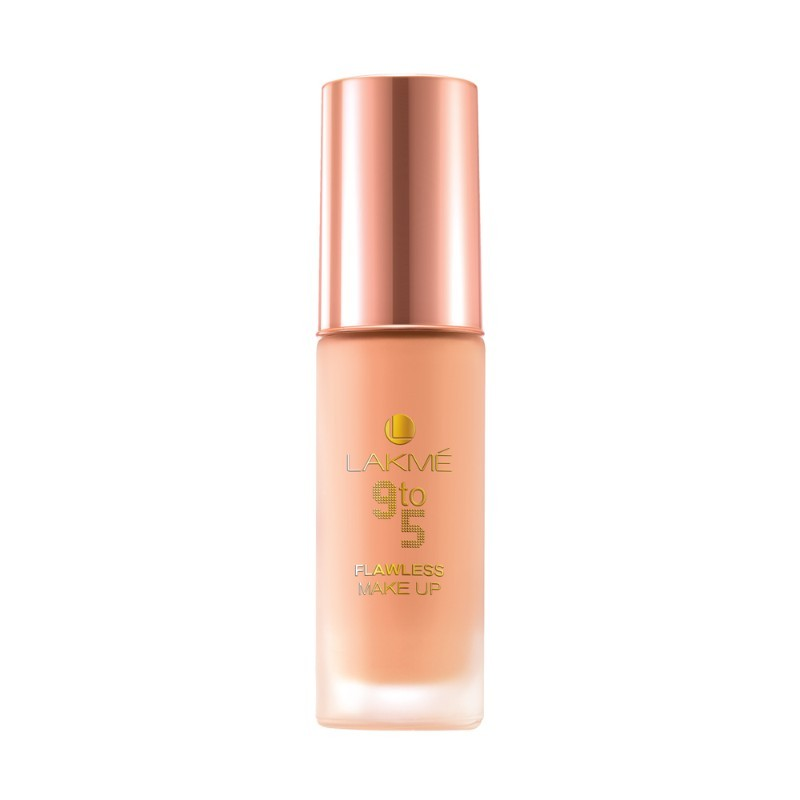 Lakme 9 To 5 Flawless Makeup Foundation Pearl 30ml