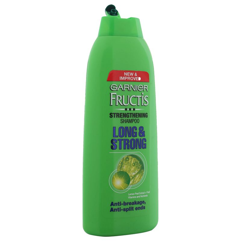 Garnier Fructis Long & Strong Strengthening Shampoo 340ml