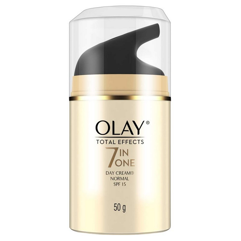 Olay Total Effects 7 In One Anti Ageing Day Cream Normal SPF15 50gm